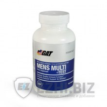 Купить GAT MENS MULTI + TEST 60